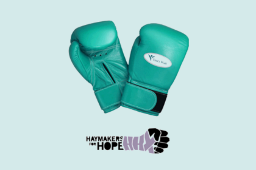 HAYMAKERS FOR HOPE BOXING MATCH