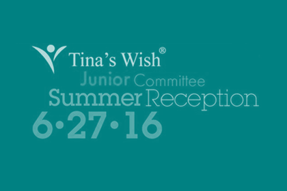 JUNIOR COMMITTEE SUMMER RECEPTION