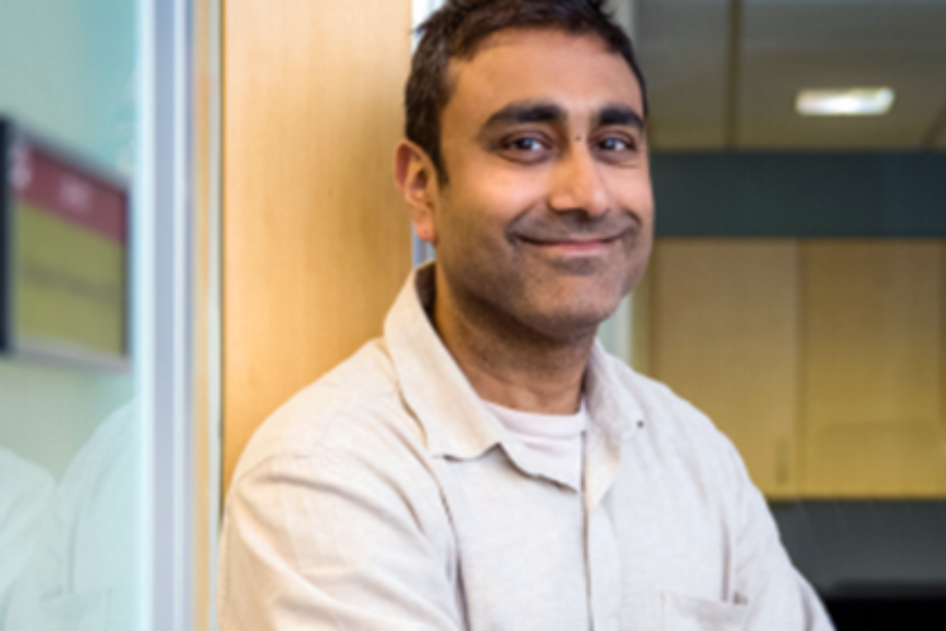 CHOWDHURY RECEIVES TINA'S WISH FUNDING FOR OVARIAN CANCER RESEARCH