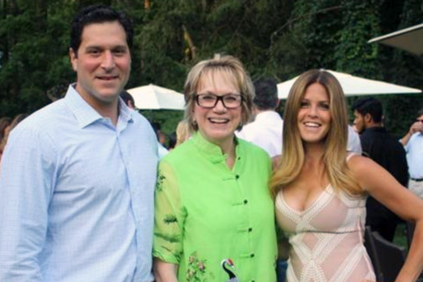 SANDS POINT EVENT RAISES $110K FOR OVARIAN CANCER RESEARCH