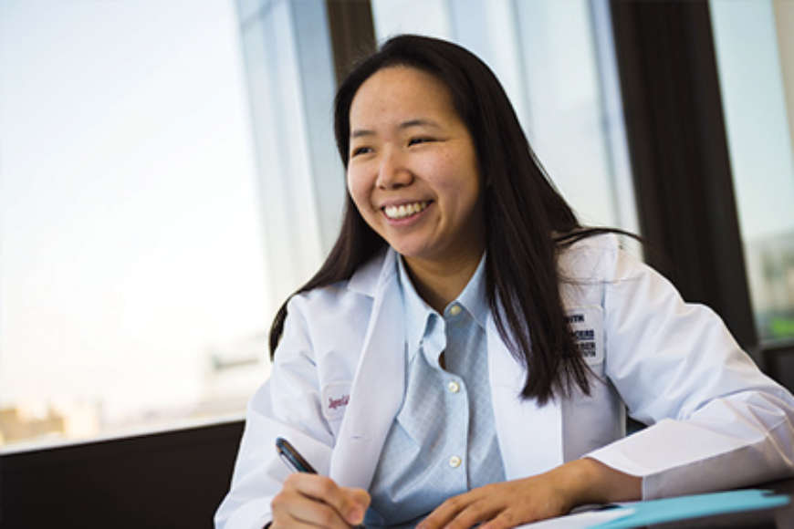 JOYCE LIU, MD, MPH IS HONORED FOR OVARIAN CANCER STUDY