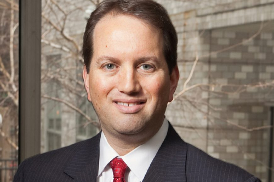 LEVINE WEIGHS IN ON PARP INHIBITOR ADVANCES IN OVARIAN CANCER