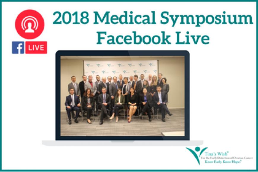2018 Medical Symposium Facebook Live