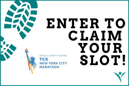 2019 TCS NEW YORK CITY MARATHON: ENTER TO CLAIM YOUR SLOT