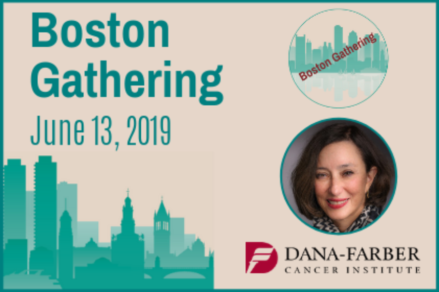BOSTON GATHERING – THURSDAY, JUNE 13, 2019