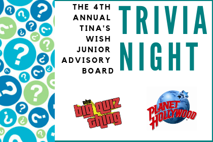 4th ANNUAL JUNIOR ADVISORY BOARD TRIVIA NIGHT