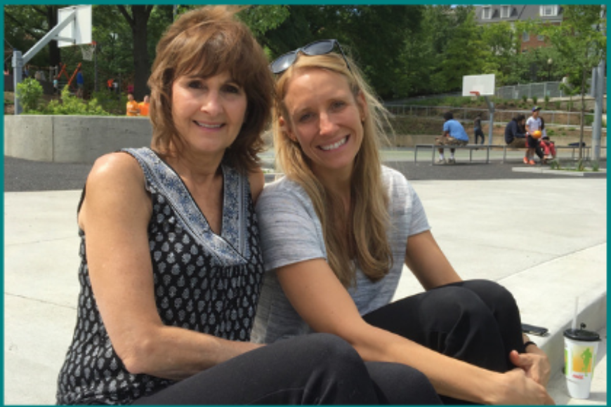 ALL MOTHERS & DAUGHTERS SHOULD BE ABLE TO SHARE THEIR BUCKET LIST OF MILESTONES