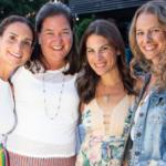 Nicole Greenblatt and friends