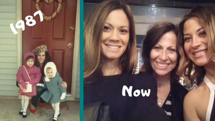 Dysgerminoma Ovarian Cancer Survivor Brenda Conni and Family
