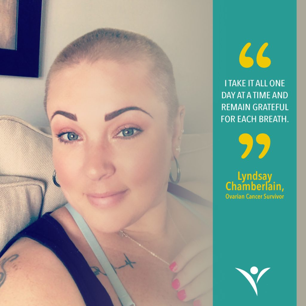 Mother and Daughter Face Cancer Together: Ovarian Cancer Survivor Lyndsay Chamberlain's Story