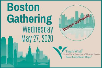 BOSTON GATHERING – WEDNESDAY, MAY 27, 2020