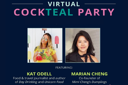 Virtual CockTEAL Party