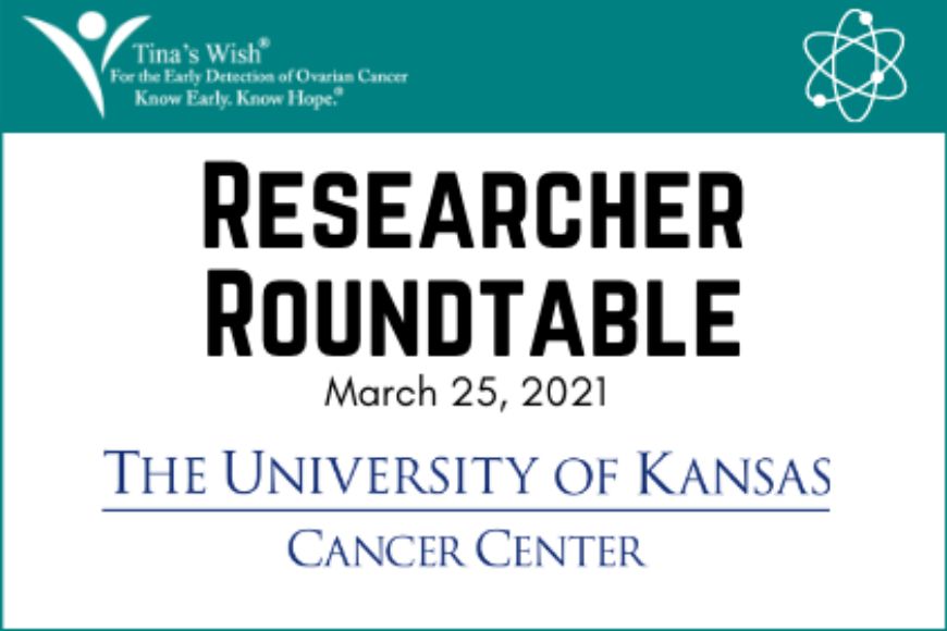 Researcher Roundtable, Thursday, March 25