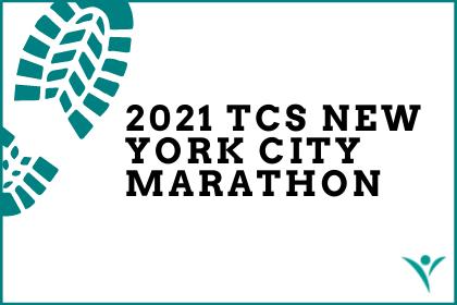 2021 TCS NEW YORK CITY MARATHON: TEAM TINA'S WISH, NOVEMBER 7
