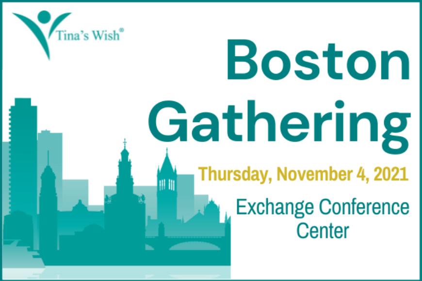 BOSTON GATHERING: THURSDAY, NOVEMBER 4, 2021